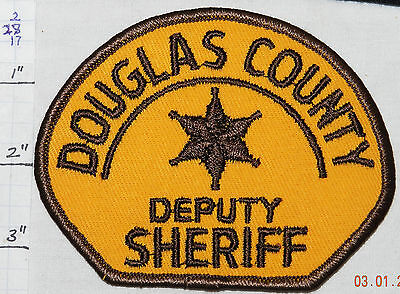 Oregon, Douglas County Deputy Sheriff Version 2 Patch
