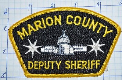 Oregon, Marion County Deputy Sheriff Dept Version 2 Patch