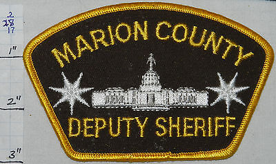 Oregon, Marion County Deputy Sheriff Dept Version 1 Patch