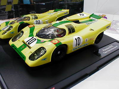 "Carrera Digital 124 23843 # Porsche 917K "" Team Auto Usdau ""  No.10 gelb 1:24"