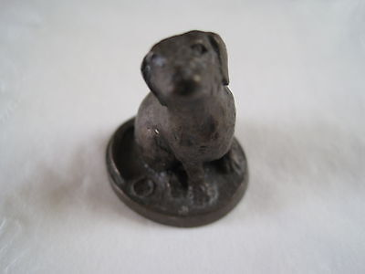 Collectible - Bronze Age - Made in Scotland - Dog Figuine