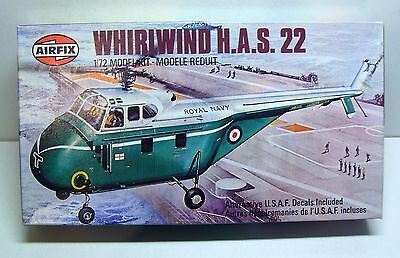 Airfix  Bausatz  Whirlwind H.A.S.22. 1:72, in Box