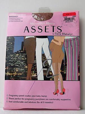 Marvelous Mama by Sara Blakely Maternity Pantyhose
