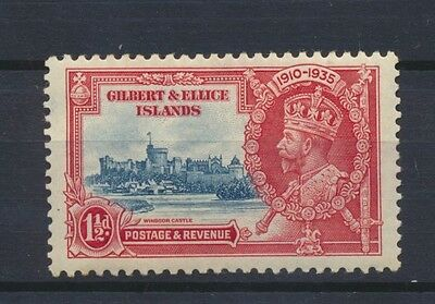 No: 48357 - GILBERT & ELLICE ISLANDS - AN OLD STAMP - MH!