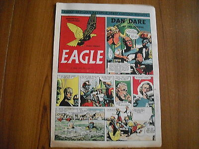 EAGLE COMIC - MAY 25th 1951 - VOLUME 2 No. 7