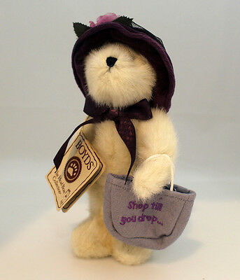 Boyds Bears Plush 2006 Ineeda Bargain - Thinking of Ya Series - #903062