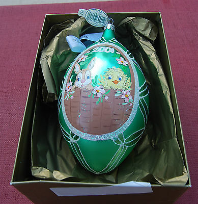 2001 Easter Egg - Waterford - Decorative Easter Themed Egg - Still in Box!