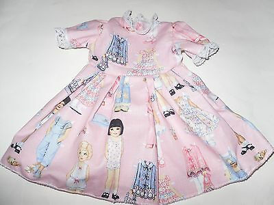 """Doll Clothes  Dress #3 fits 18""""  American Girl Doll"""