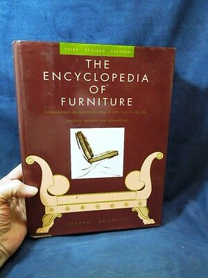 The Encyclopedia Of Furniture Book By Joseph Aronson