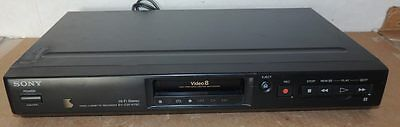 Sony Ev-C20 Video 8 Vcr Working Except No Rewind 8Mm Tape