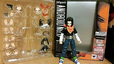 S.H. Figuarts Tamashii Nations Dragon Ball Z Android 17