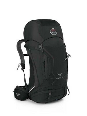 Osprey Kestrel 58L  Hiking Rucksack - Ash Grey