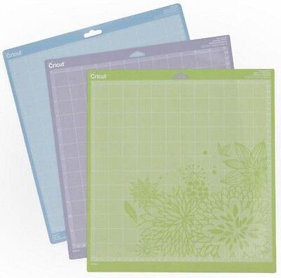 Cricut Adhesive Replacement Cutting Mat 12x12 - Standard, Strong, Lightweight
