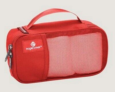 Eagle Creek Pack-It Travel Quarter Cube - Red Fire