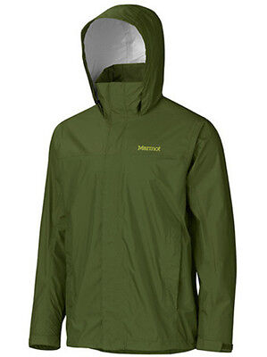 Marmot Precip NANO Mens Waterproof Rain Jacket Greenland