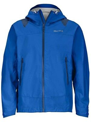 Marmot Super Mica Nano Mens Waterproof Jacket - True Blue