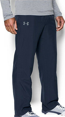 Under Armour Powerhouse Woven Mens Track Pants - Blue
