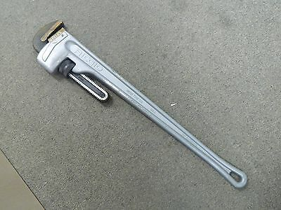 "Ridgid 36"" Aluminum Pipe Wrench"