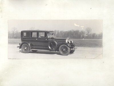 1927 1928 ? Lincoln Willoughby Limousine ORIGINAL Factory Photograph ww7473