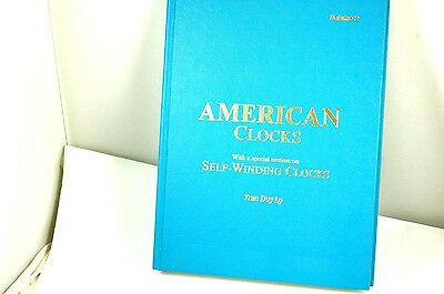 1991 America Clocks Volume 2 By Tran Duy Ly HARDCOVER Signed