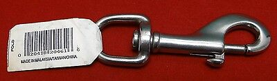 """Campbell / Cooper Tools T7631314 5/8"""" Swiveling Round Eye Bolt Snap 160 Lbs"""