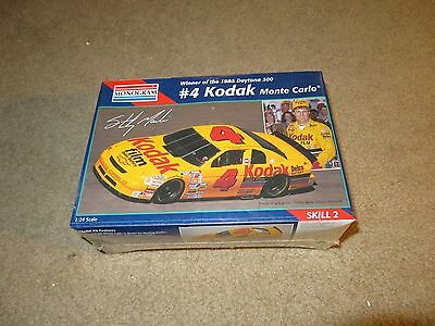 Monogram Sterling Marlin #4 Kodak Monte Carlo 1/24 Model Kit 1995 MISB Sealed