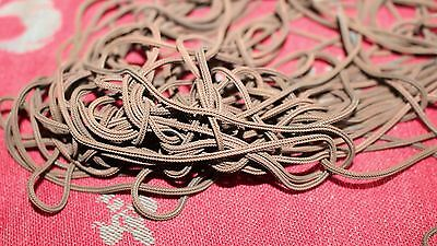 Large Lot of Fine Antique Metal Chain Rope