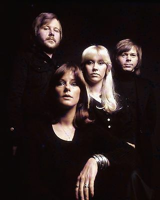 "Abba 10"" x 8"" Photograph no 70"