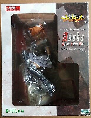 Asuka Gothic Lolita Kotobukiya 1/7 scale figure Evangelion New in box!