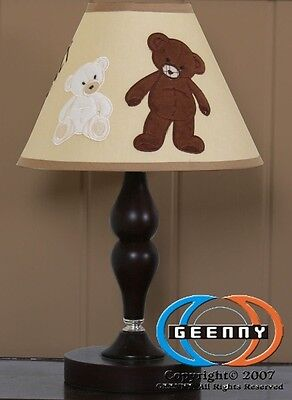 Lamp Shade for Baby Teddy Bear Bedding Set GEENNY