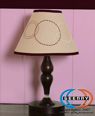 Lamp Shade for Baby Girl Artist Bedding Set GEENNY