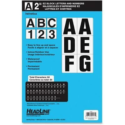Headline ID & Specialty Labels 2571
