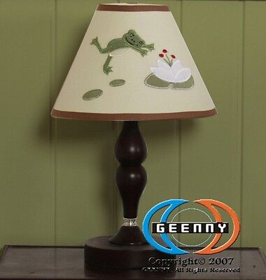 Lamp Shade For New Froggy Froggie Bedding Set