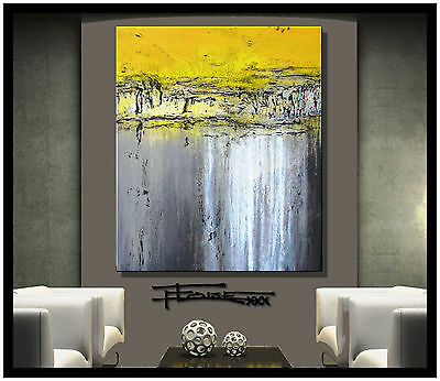 ABSTRACT MODERN PAINTING CANVAS WALL ART LARGE ELOISExxx