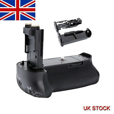 MeiKe Vertical Battery Grip Holder for Canon EOS 5D Mark III 5DIII 5D3 as BG-E11