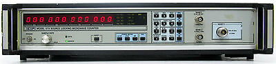 EIP 575 Source Locking Frequency Counters 10 Hz 18 GHz + power meter opt.02 04