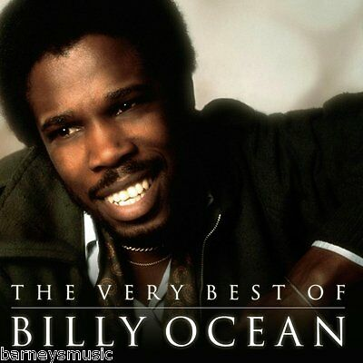 Billy Ocean ( New Sealed Cd ) The Very Best Of / 18 Greatest Hits