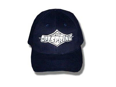 Offspring - NEW Logo NAVY Adjustable Hat / Cap- OSFA SALE FREE SHIP TO U.S.!