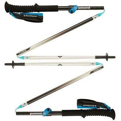 Black Diamond Distance Flz Trekking Poles (110Cm)