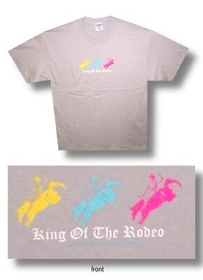 Kings Of Leon - NEW Rodeo T Shirt - XLarge LAST ONE! SALE FREE SHIPPING TO U.S.!