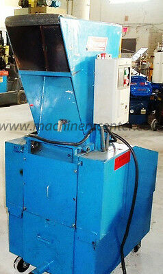 "10"" X 14"" LR Systems Granulator 15 HP SG200"