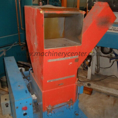 "9"" x 12"" Polymer Granulator '95 Model # 912 SP 10 HP"