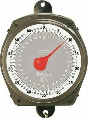 Taylor Precision 3470 70-Lb. Capacity Industrial Dial Hanging Scale