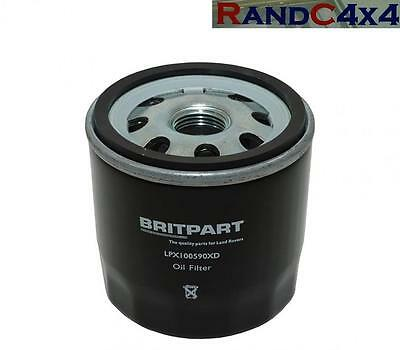 Land Rover Discovery 2 TD5 Huile Moteur Filtre /& Rotor Filtre Paire 590.6299