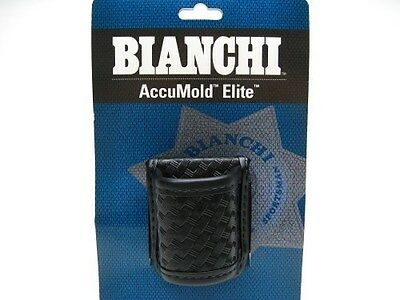 BIANCHI Black 7926 Basketweave ACCUMOLD ELITE Compact Light Group 2 Holder 22097