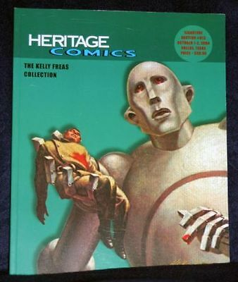 Heritage Art Auction Catalog #813 Featuring Kelly Freas Art