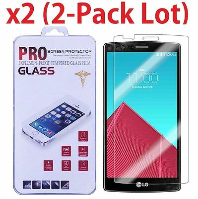 Premium Real Tempered Glass Screen Protector For LG G4 Accessory