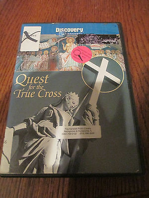 Quest for the True Cross (DVD, 2005) Discovery Channel