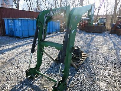 Rhino 6045 Front End Loader, Came Off John Deere 7410  S#60704