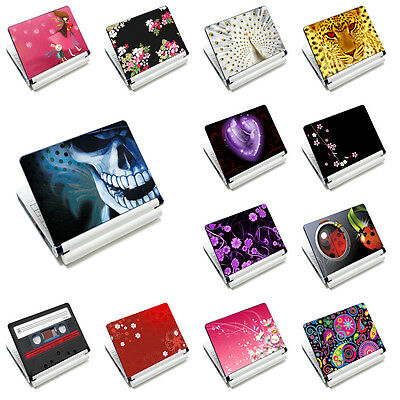 """Many Designs Skin Sticker Cover Decal For 12"""" 13.3"""" 14"""" 15"""" 15.4"""" 15.6"""" Laptop"""